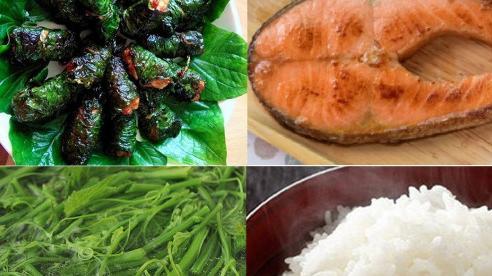 Thực đơn cơm chiều: Món ngon cho ngày ngán thịt