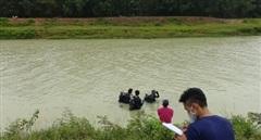 Tìm được thi thể nam thanh niên đuối nước thương tâm