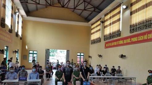 Chống người thi hành công vụ trong thực hiện phòng chống dịch