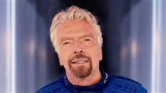 Tỷ phú Richard Branson tiết lộ bí quyết thành công
