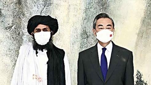Trung Quốc tuyên bố cam kết ủng hộ vai trò của Taliban ở Afghanistan