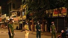 Người dân TP Hồ Chí Minh chấp hành nghiêm yêu cầu hạn chế ra đường sau 18h