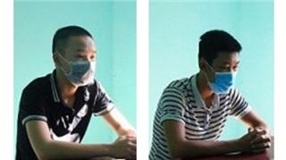 Cặp đôi tuổi teen dùng hung khí đe doạ người đi đường gây ra 9 vụ cướp