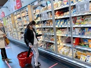 Tỷ lệ lạm phát của Đức tăng lên mức cao nhất kể từ năm 2008