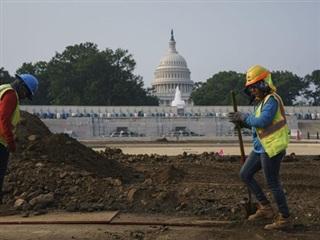 Các nhà lập pháp Mỹ đạt bước tiến lớn trong đàm phán về cơ sở hạ tầng