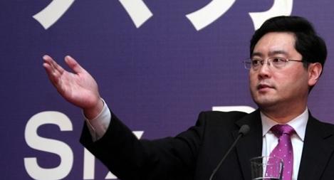 Tân Đại sứ Trung Quốc phát biểu lạc quan sau khi tới Mỹ