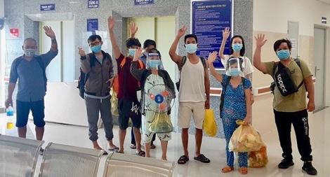 Bà Rịa – Vũng Tàu chuẩn bị đón công dân ở TP Hồ Chí Minh
