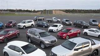 Toyota vẫn dẫn đầu thị trường ô tô toàn cầu, đánh bại GM ngay trên sân nhà