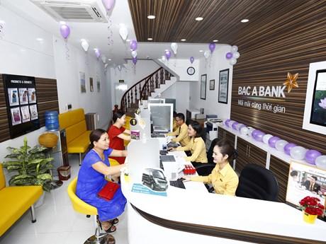 BacABank chốt quyền nhận cổ tức ngày 11/8 với 44,6 triệu cổ phiếu