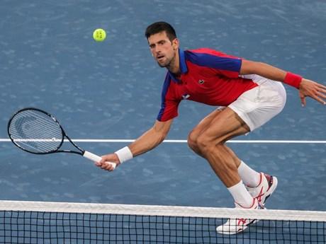 Alexander Zverev khiến Novak Djokovic vỡ mộng 'Golden Slam'