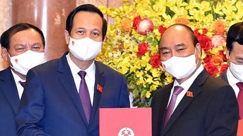 Quốc hội ban hành Nghị quyết về phê chuẩn bổ nhiệm Bộ trưởng và thành viên Chính phủ