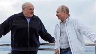 Nga-Belarus: 'Yêu nhau như thế, bằng mười hại nhau'?
