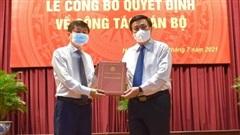 PGS.TS Phạm Minh Sơn làm Giám đốc Học viện Báo chí và Tuyên truyền
