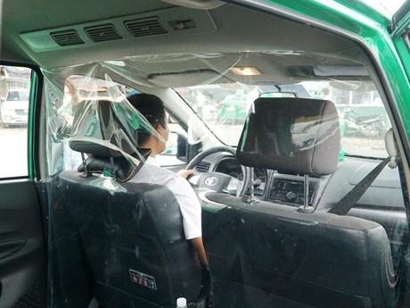 Hà Nội cấp mã xác nhận tin nhắn cho 200 xe taxi Mai Linh hoạt động