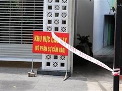 Dỡ phong tỏa vùng cách ly y tế Bệnh viện Đa khoa tỉnh Kiên Giang