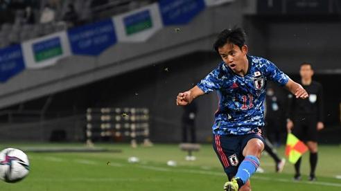 Nhật Bản và niềm hy vọng trên vai 'Messi' Kubo
