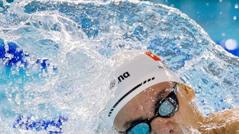Kình ngư Huy Hoàng đứng thứ 12 tại Olympic Tokyo 2020