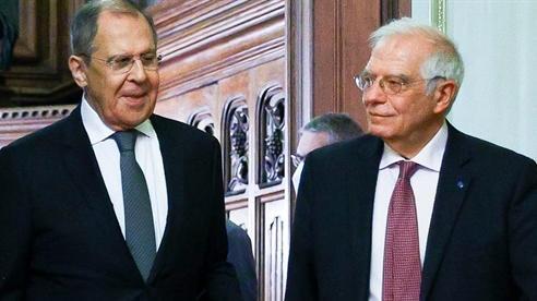 Ngoại giao châu Âu lại tìm kiếm hợp tác với Nga