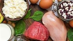 6 thực phẩm giàu protein thiết yếu để phục hồi sức khỏe