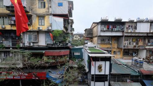 Hà Nội cấp thiết cải tạo chung cư cũ