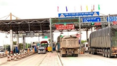 Dừng thu phí tại trạm BOT Nam Bình Định để phòng chống dịch Covid-19