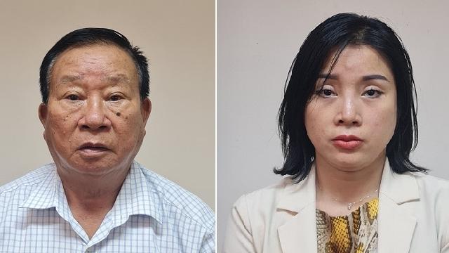 Vụ Bệnh viện Tim Hà Nội: Bắt giám đốc, kế toán Công ty Cổ phần Thiết bị y tế Hoàng Nga
