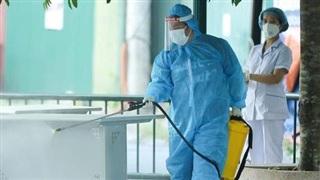 Hai mẹ con phát hiện mắc Covid-19 khi khám tại Bệnh viện Xanh Pôn