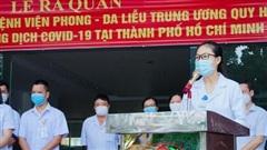 5.051 người đã tình nguyện đăng ký tham gia chống dịch tại TP HCM