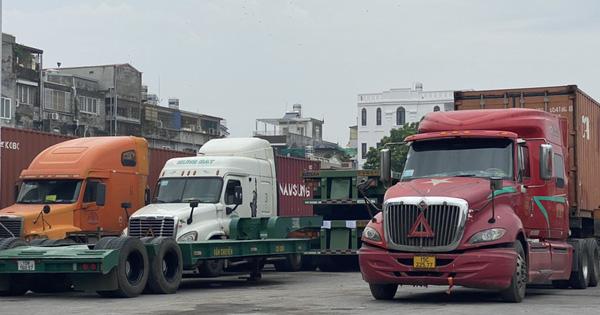 Hải Phòng ghi nhận 1 lái xe container dương tính với SARS-CoV-2