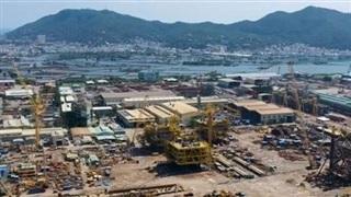DN Việt chế tạo giàn khoan cho mỏ dầu 'khủng' thế giới