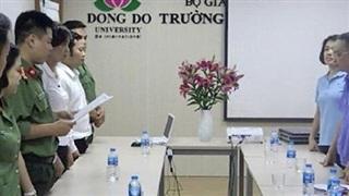 Vụ ĐH Đông Đô cấp bằng giả: Bộ Công an kiến nghị xử lý các cá nhân ở Bộ GD-ĐT liên quan