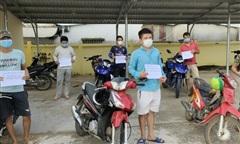 5 thanh niên chơi bida giữa mùa dịch cho đỡ buồn, bị phạt mỗi người 15 triệu đồng
