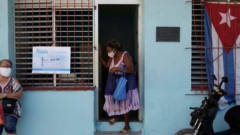 Mỹ ban hành lệnh trừng phạt Cuba