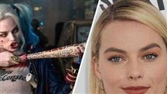 'Harley Quinn' Margot Robbie thú nhận trên Chuyển động 24h: 'Tôi vẫn viết thư tay cho người tôi hâm mộ'