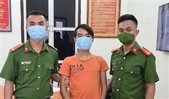 Liên tiếp bắt giữ tội phạm tại các chốt phòng, chống dịch