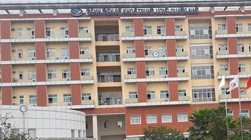 Phong tỏa 90 hộ dân ở gần Bệnh viện Đa khoa Trung ương Quảng Nam