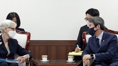 Thứ trưởng Bộ Thống nhất Hàn Quốc lên kế hoạch thăm Mỹ nhằm điều phối chính sách về Triền Tiên