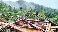 Mưa lớn ở Yên Bái làm thiệt hại 534 nhà dân