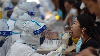 Biến thể Delta - bài kiểm tra năng lực chống dịch của Trung Quốc