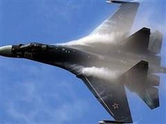 Một chiến đấu cơ Su-35S gặp sự cố về động cơ ở khu vực Viễn Đông Nga
