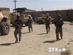 Quân đội Afghanistan giành lại khu vực bị Taliban chiếm đóng ở Herat