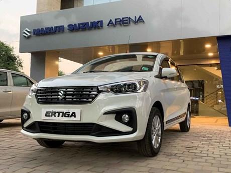Ấn Độ: Doanh số bán xe của Maruti tăng 50% trong tháng Bảy