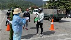 Thừa Thiên Huế có 9 ca mắc COVID-19 trong khu cách ly, dừng tiếp nhận công dân các tỉnh, thành đang thực hiện chỉ thị 16
