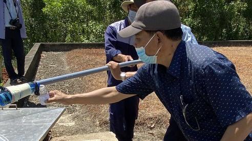 Sự cố nhà máy Chân Mây cung cấp nước bẩn, đục cho người dân: Lấy mẫu xét nghiệm chất lượng nước