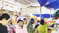 'Tóm' người phụ nữ lang thang chuyên trộm cắp ở siêu thị, chợ dân sinh