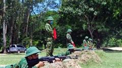 BĐBP các tỉnh bế giảng khóa huấn luyện chiến sĩ mới năm 2021