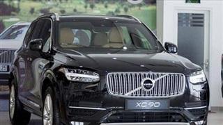 Volvo triệu hồi gần 600 xe tại Việt Nam do lỗi bơm nhiên liệu