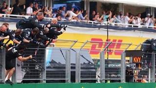 Esteban Ocon lần đầu lên ngôi F1
