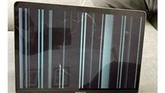 MacBook M1 gặp sự cố nứt màn hình