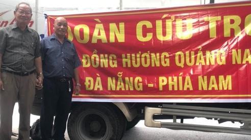 Người thuê 2 máy bay đưa đồng hương về Quảng Nam: Sẽ giúp người nghèo tới khi 'ôm nải chuối'!